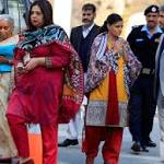 Shoes Of Kulbhushan Jadhav's Wife Contained Metal Object, Says Pakistan